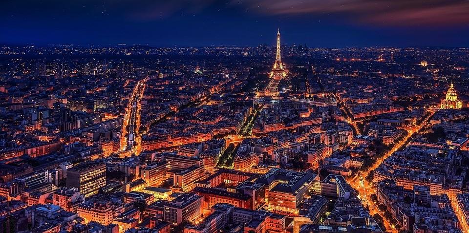Ах, Париж