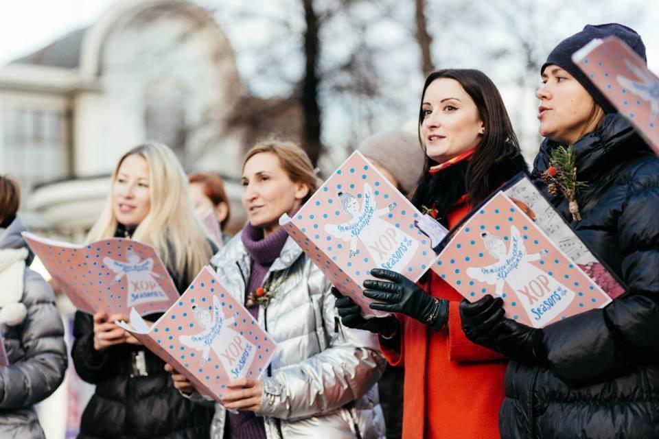 Журнала Seasons of life приглашает выступить на Рождественской Ярмарке 19 и 20 декабря, в Саду «Эрмитаж»