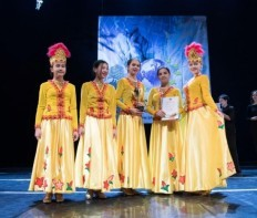 II Международный конкурс-фестиваль искусств Индиго в Алматы март ... 2a2957b1164