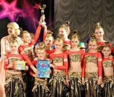 Детские конкурсы фестивали